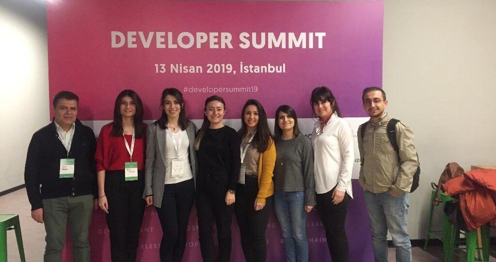 Developer Summit 2019 Etkinliği