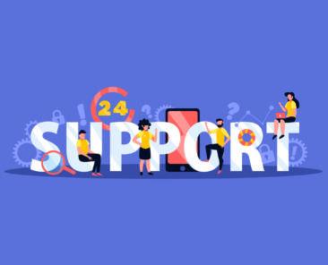 Güncel yazılım support merkezi